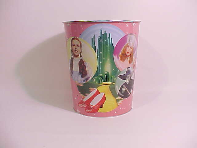 Picture of Wizard Of Oz Wastebasket