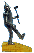 Picture of Tinman doorstop