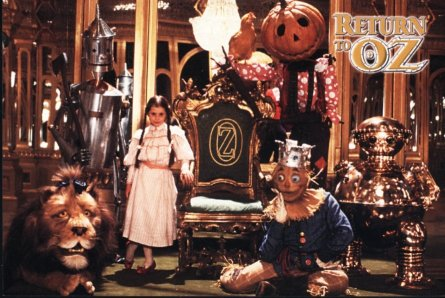 Return To Oz Cast Picture