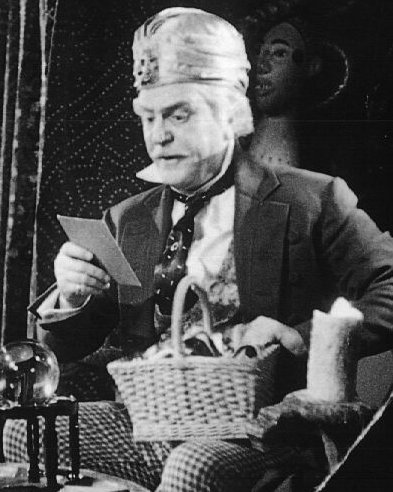 Frank Morgan/Wizard Picture #2